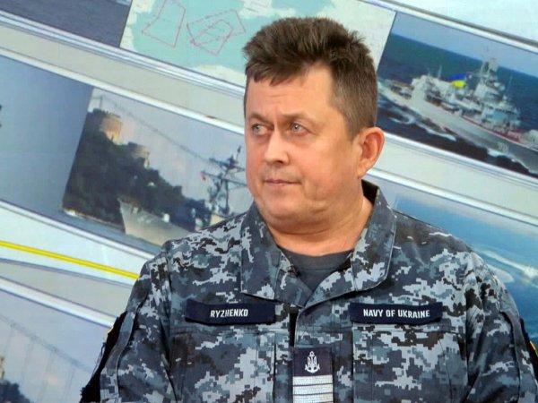 Отставной офицер ВМСУ Андрей Рыженко